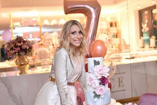 Žurka KAO IZ BAJKE: Anastasija proslavila 7. rođendan bloga