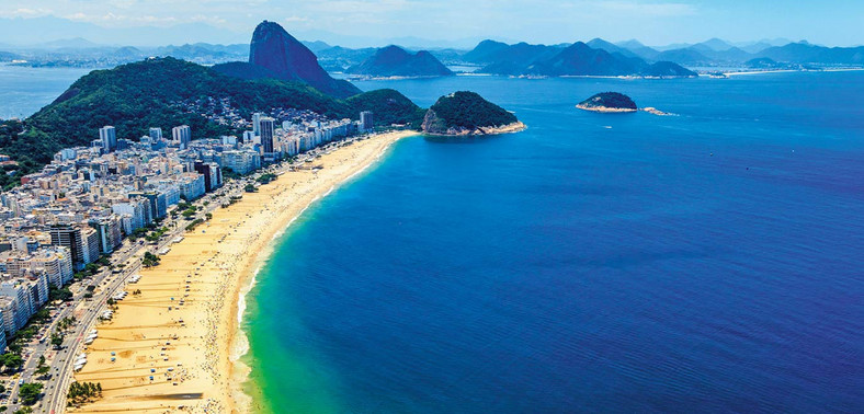 Brazylia U2013 Miejsce Przyci U0105gaj U0105ce Jak Magnes Podr U00f3 U017ce