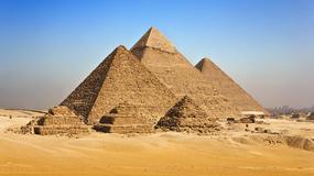 Zaskakujące odkrycie - Piramida Cheopsa od początku była nierówna