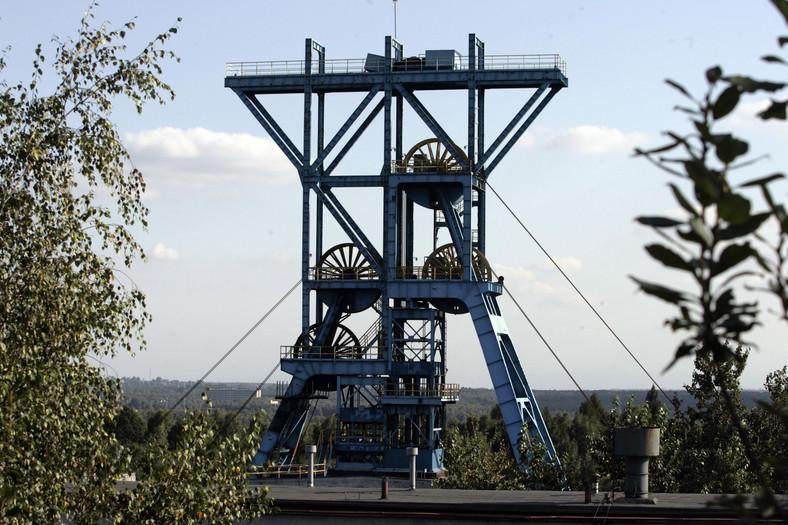 Szyb kopalni Wujek ruch Śląsk