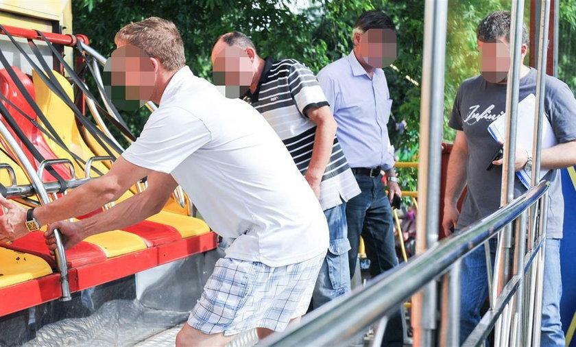 Wesołe Miasteczko wyprowadza się z Krakowa po wypadku