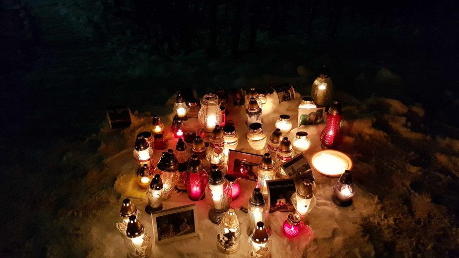 Mieszkańcy Piekar upamiętniają 15-letnią Patrycję