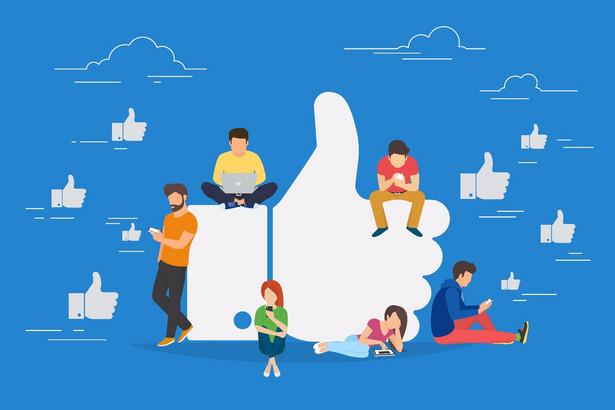 """Bardzo często się zdarza, że """"lajkowane"""" treści mogą zawierać treści niezgodne z prawem – stanowiące czyny zabronione"""
