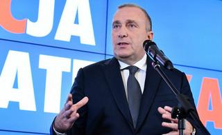 Schetyna: Jeżeli nie ma zgody na to, żeby wszystkie partie były razem, kończymy z koalicją partyjną