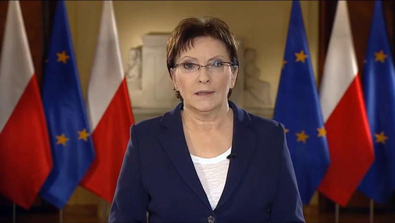 """Ewa Kopacz podejmie dezycję ws. pigułki """"dzień po"""""""