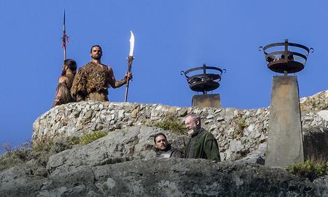 """Snimanje sedme sezone """"Igre prestola"""" u Baskiji"""