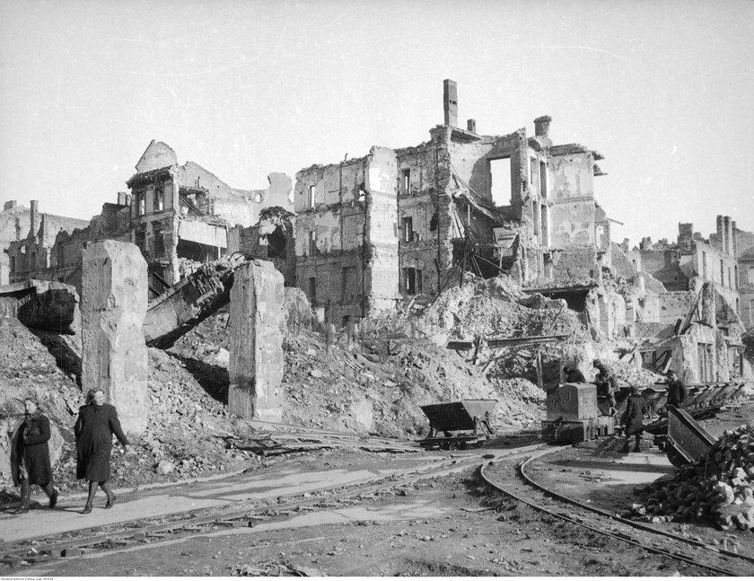 Odbudowa Warszawy to był cud!