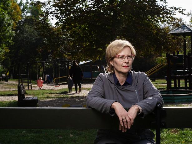 Agnieszka Dudzińska, Agnieszka Dudzińska socjolożka, była kandydatką PiS na stanowisko rzecznika praw dziecka (4 października Sejm nie przegłosował jej kandydatury – zabrakło 8 głosów). W latach 2013–2014 była wiceprezesem Państwowego Funduszu Rehabilitacji Osób Niepełnosprawnych. Fot. Darek Golik
