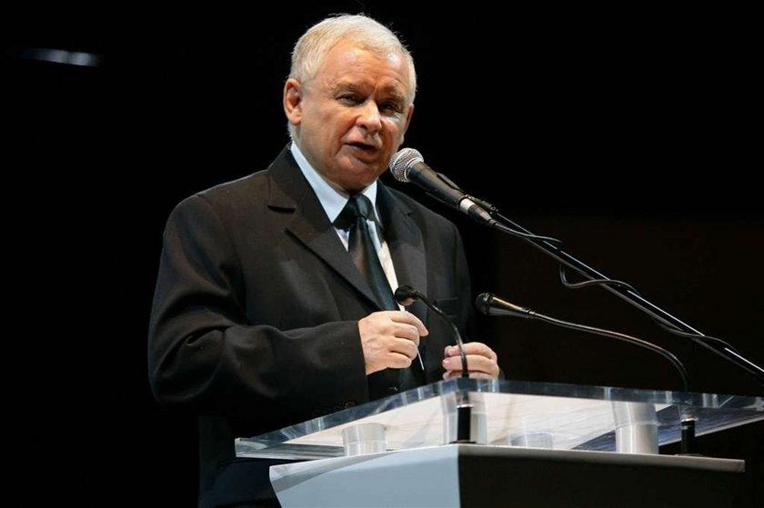 Kaczyński o Tusku: Bawił się zapałkami! Podpalił dom!