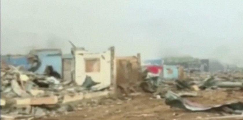Seria eksplozji w koszarach wojskowych. Są zabici i setki rannych
