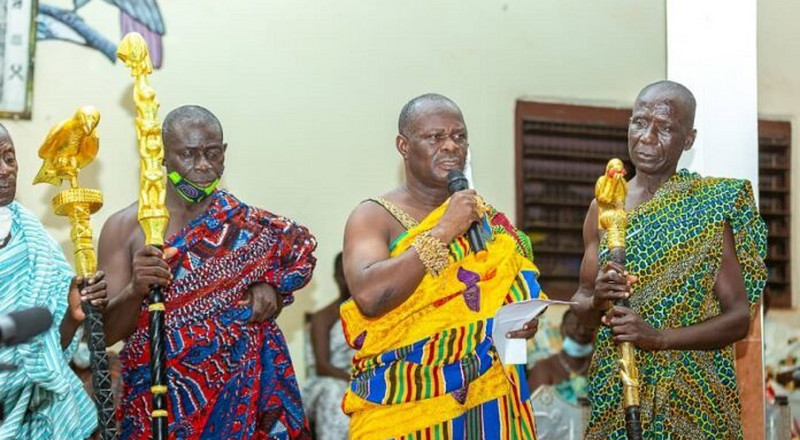 2020 elections: Asankragwa chiefs pray for NDC's return
