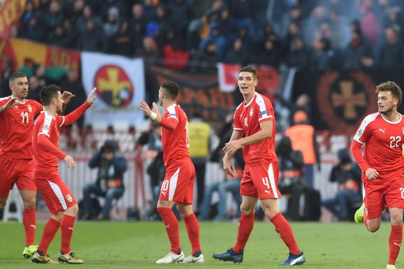 OD LAGANOG VOĐSTVA DO DRAME Srbija dobila Crnu Goru uz promašen penal i strepnju, još korak do prvog mesta u Ligi nacija!