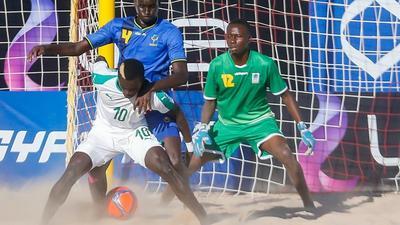 Beach soccer : Les Lions vainqueurs du tournoi de Dubaï