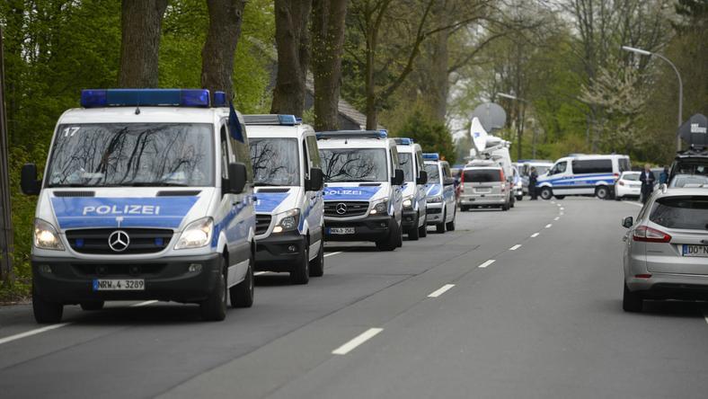Niemcy: nakaz aresztowania podejrzanego o zamach w Dortmundzie