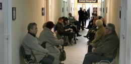 Pacjenci czekają miesiącami na wizytę