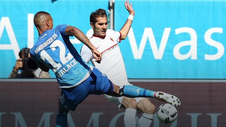 FC Augsburg pokonał Hamburger SV