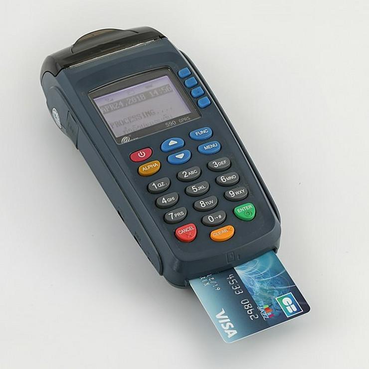 aparat za plaćanje karticom