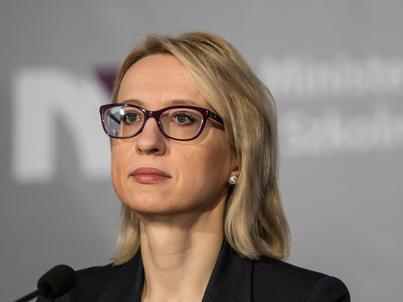 """Teresa Czerwińska, szefowa resortu finansów, w rozmowie z """"DGP"""" nie kryje zadowolenia z wykonania ubiegłorocznego budżetu."""