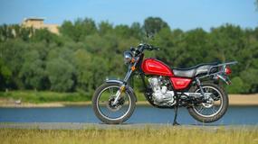 Benyco BR125 – a czy taniej się nie da?