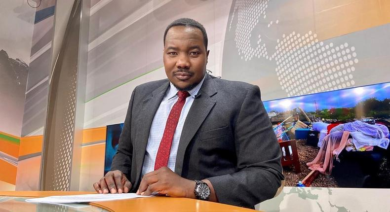 Willis Raburu raises eyebrows with a series of cryptic messages
