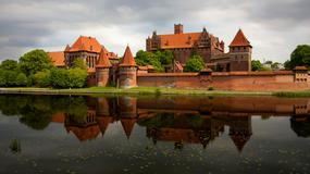 Zamek w Malborku - krzyżacka warownia na Pomorzu