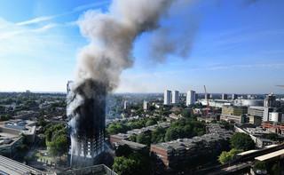 Wielka Brytania: Liczba ofiar pożaru apartamentowca w Londynie wzrosła do 17