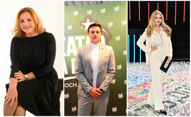 Ana Bekuta, Andrija Milošević i Kristina Radenković