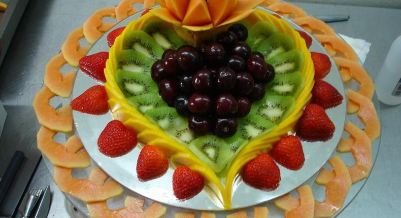 Healthy fruits(youtube)