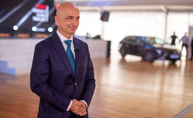 Dariusz Mikołajczak został pierwszym w historii polskim prezesem fabryk Toyoty