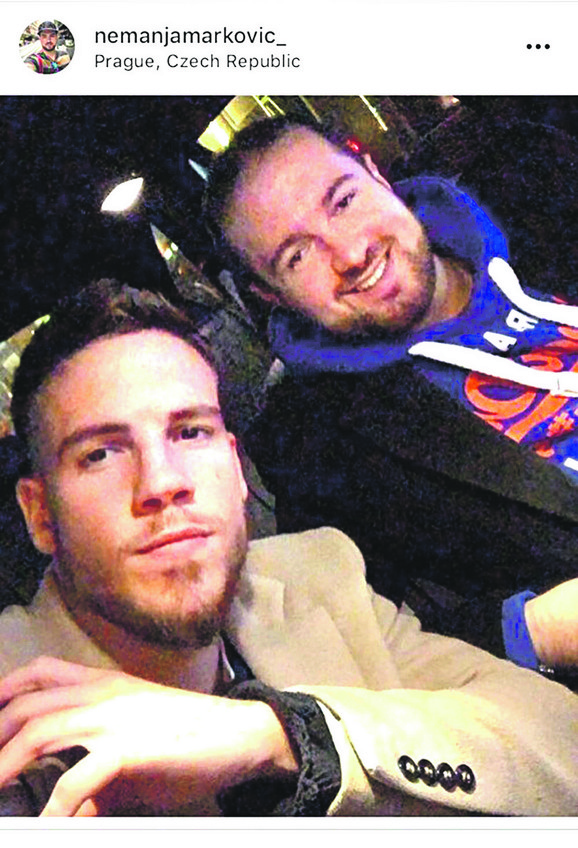 Bivši prijatelji: Ristić i Marković imaju zajedničke slike na društvenim mrežama