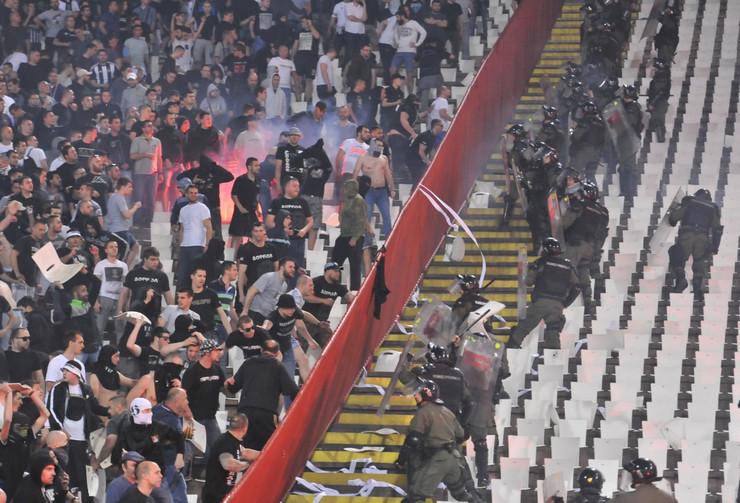 FK Partizan, huligani