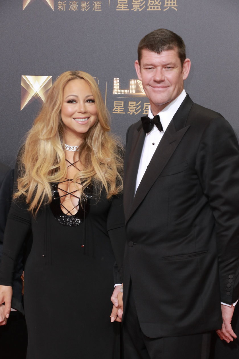 Mariah Carey i James Packer