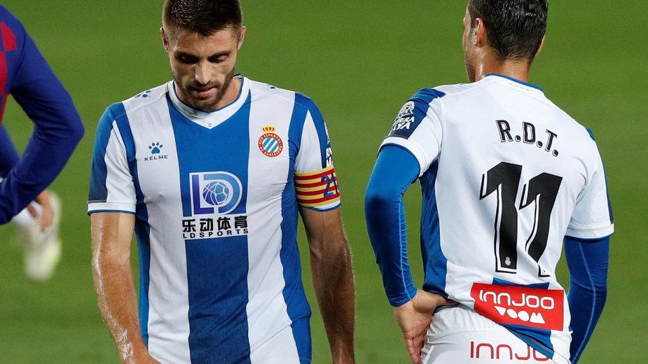 Piłkarze Espanyolu