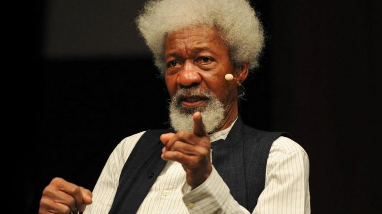Prof Wole Soyinka the Nobel Prize for Literature in 1986. (PremiumTimes)
