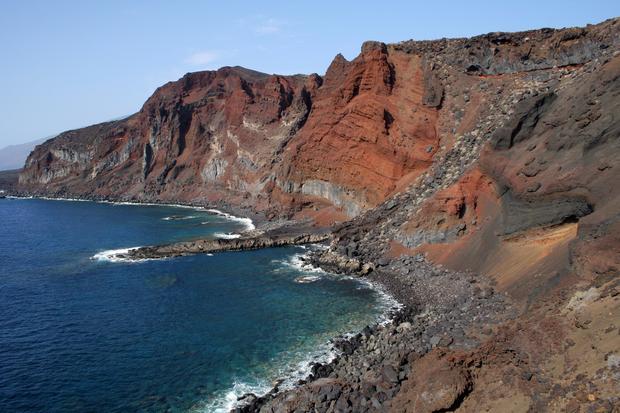 El Hierro, wybrzeże