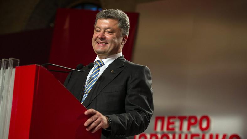 Petro Poroszenko odwiedzi Warszawę. Po rozmowie z Bronisławem Komorowskim