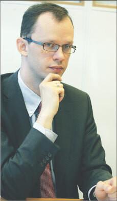 Jarosław Bełdowski, prezes Fundacji FOR