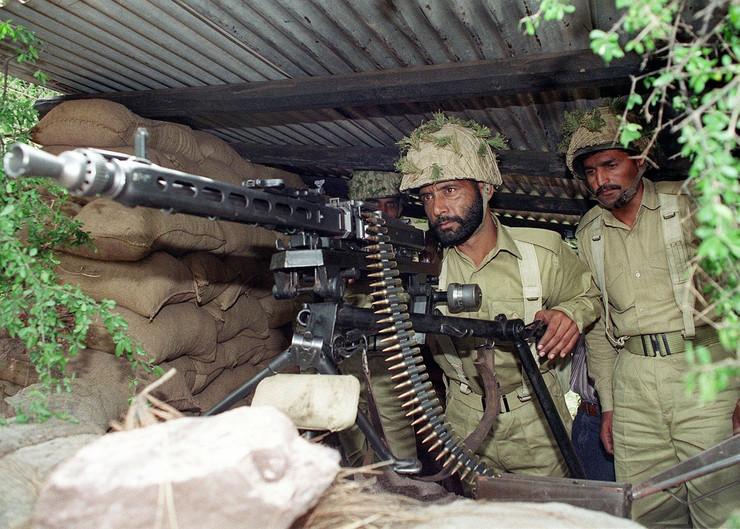 kašmir, ratovi indije i pakistana