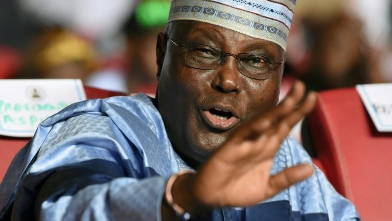 The campaign expected to be a two-horse race between Buhari and Atiku Abubakar, pictured (Reuters)