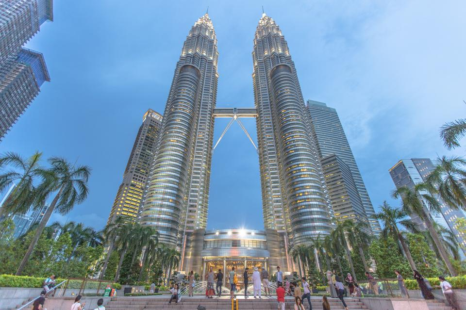 20. Kuala Lumpur, Malezja