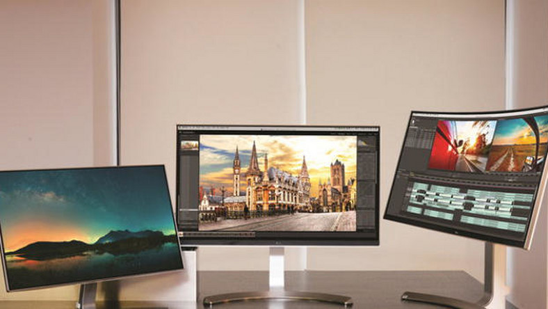 LG 34UM88: nowy monitor panoramiczny 21:9 z Thunderbolt (CES 2016)