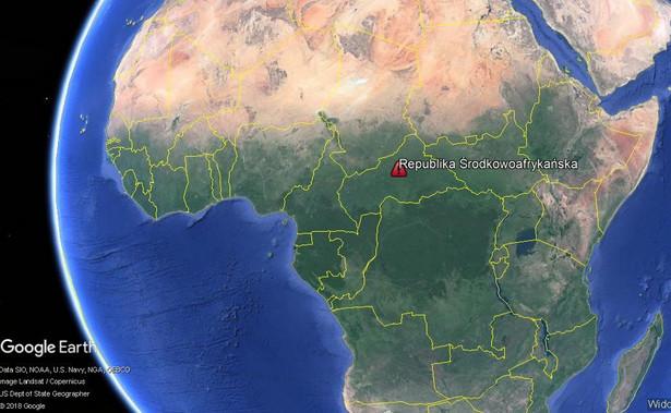 Republika Środkowafrykańska