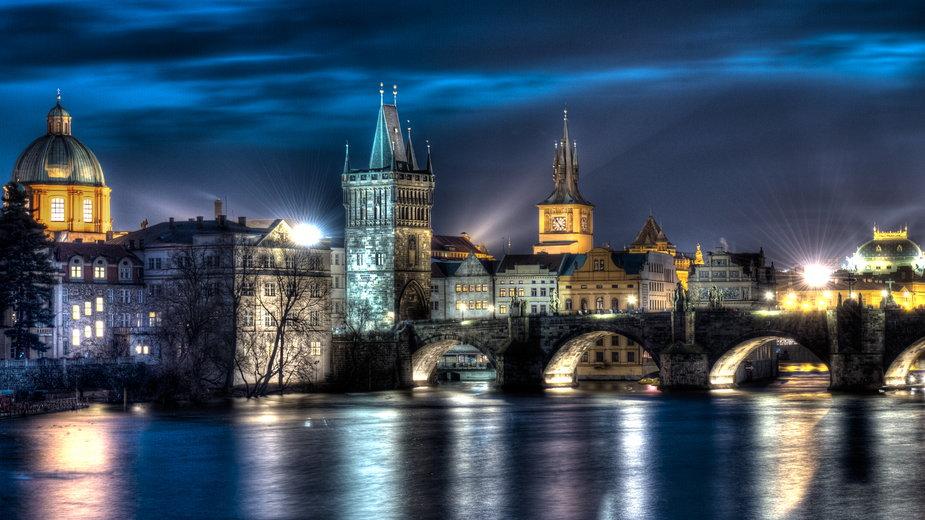Praga - straszne historie i legendy stolicy Czech