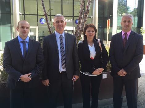 Srpski tim za ZSO odavno je formiran