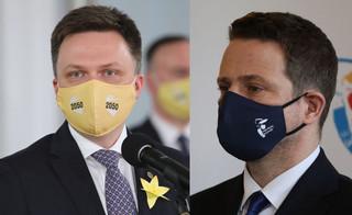 Hołownia i Trzaskowski liderami opozycji w Polsce [Sondaż]