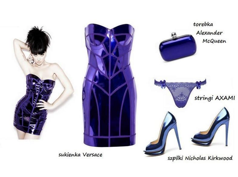 Modne stylizacje na Sylwestra 2012