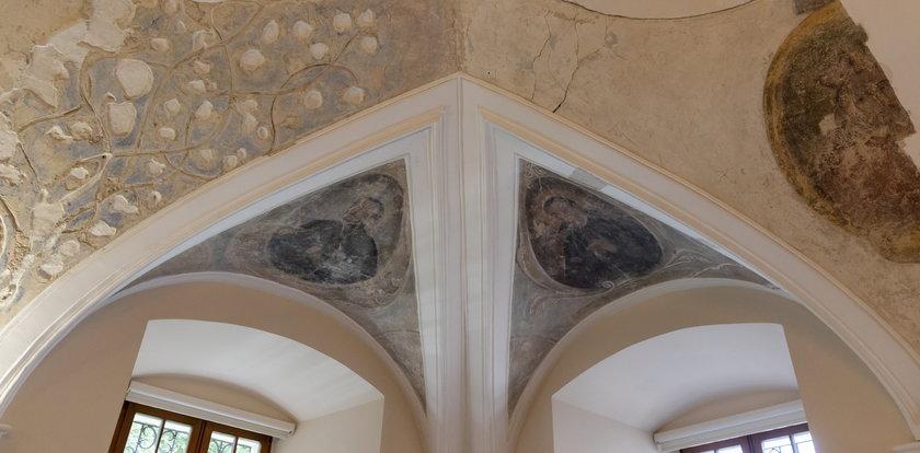 Wyremontują freski w Sali Sesyjnej