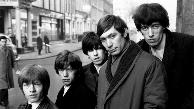 The Rolling Stones w 1964 roku
