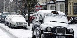 Ostra zima na Wyspach. Brytyjczycy w szoku!