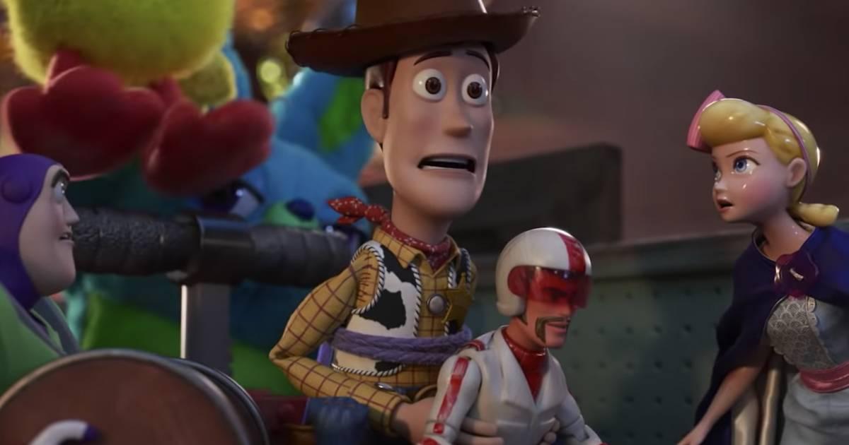 """""""Toy Story 4"""": Neuer Trailer mit Keanu Reeves als Duke Caboom"""